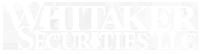 Whitaker Securities, LLC Logo